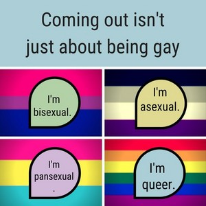 Fact about 'Coming Out'