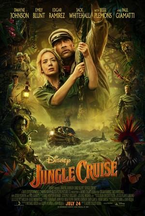 *Disney's 'Jungle Cruise*
