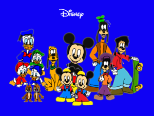 ! ! ! ! ! ! ! Disney's Mickey, Donald, and Goofy and the Family and Friends