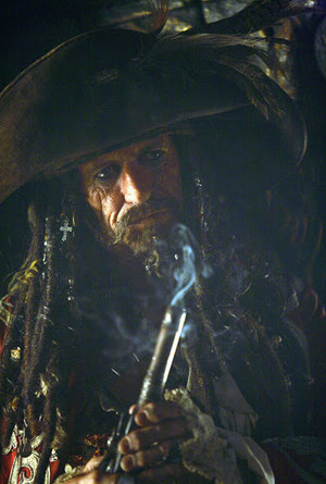 *Edward Teague : Pirates Of The Caribbean*