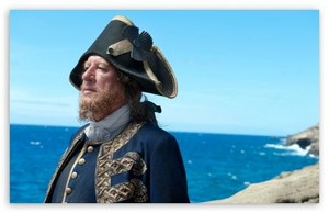 *Hector Barbossa : Pirates of the Caribbean *