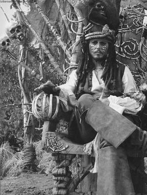 *Jack Sparrow :Pirates Of The Caribbean*