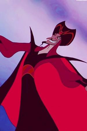 Walt Disney Screencaps - Jafar