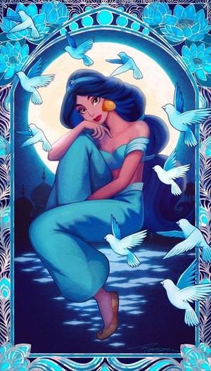 *Jasmine : Aladdin*
