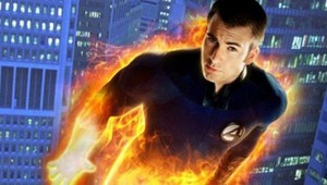 *Johnny Storm/Human Torch*