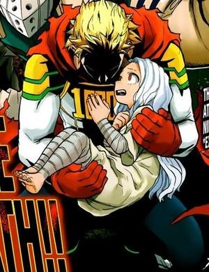 *Lemillion Save's Eri : My Hero Academia*