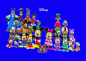 ! ! ! ! Mickey and his Family and Friends (2020)