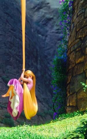 Walt Disney Screencaps – Princess Rapunzel