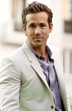 *Ryan Reynolds*