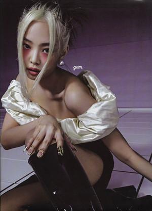[SCAN] Jennie BLACKPINK HYLT Special Edition