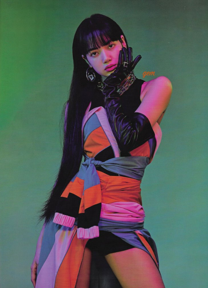 [SCAN] Lisa BLACKPINK HYLT Special Edition