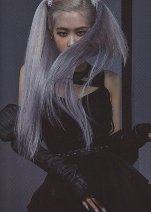 [SCAN] Rosé BLACKPINK HYLT Special Edition