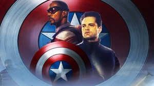 *The palkon and The Winter Soldier*