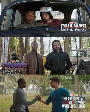 *The Falcon and The Winter Soldier*