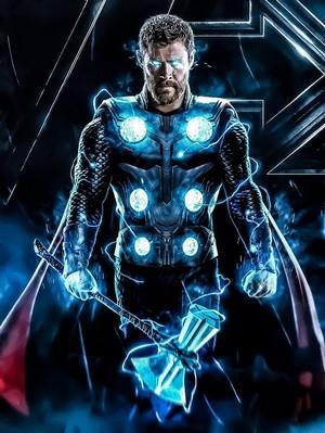 *Thor : God of Thunder*
