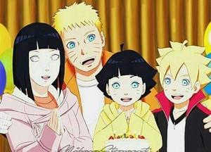 *Uzumaki Family : Boruto 次 Generation*
