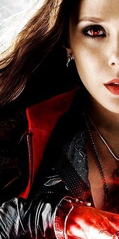 *Wanda Maximoff/Scarlet Witch :WandaVision*