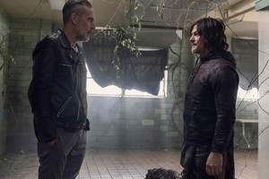 10x16 ~ A Certain Doom ~ Negan and Daryl
