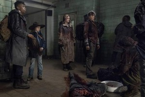 10x16 ~ A Certain Doom ~ Kelly, Judith, Carol and Beatrice
