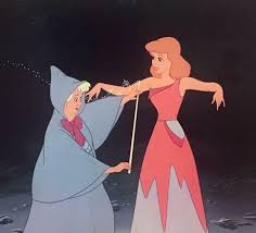 1950 disney Cartoon, cenicienta
