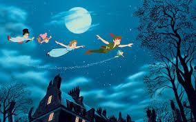 1953 disney Cartoon, Peter Pan