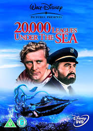 1954 Disney Film, 20,000 Leagues Under The Sea, On DVD