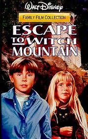 1975 disney Film, Escape To Witch Mountain, On DVD