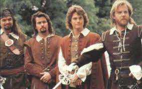 1993 डिज़्नी Film, The Three Musketeers