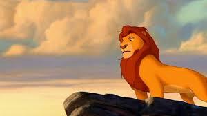1994 डिज़्नी Cartoon, The Lion King