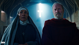 1x03 - Alone - Abbess Nora and Father Carden