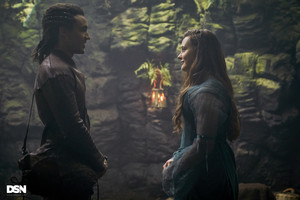 1x05 - The Joining - Nimue and Arthur