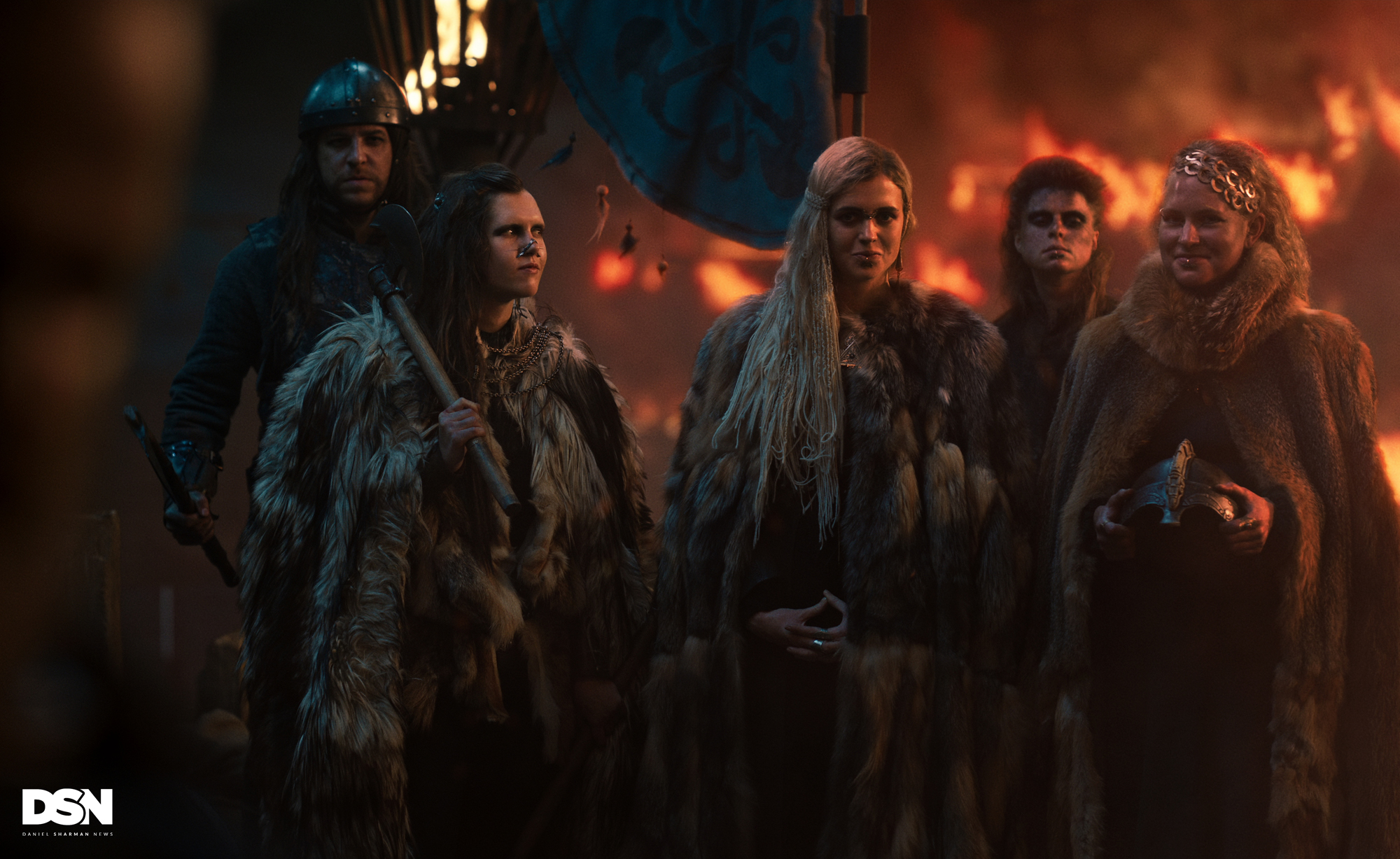 1x05 - The Joining - Team Ice King