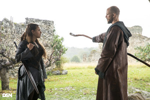 1x06 - Festa and Moreii - Nimue and Merlin