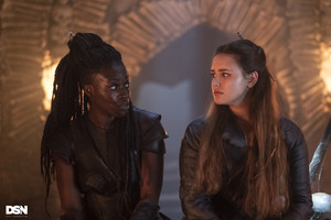 1x07 - Bring Us In Good Ale - Kaze and Nimue