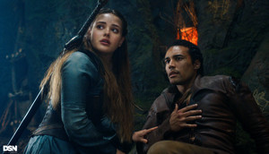 1x07 - Bring Us In Good Ale - Nimue and Arthur