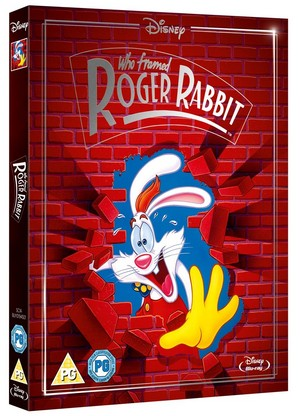 25th Anniversary Edition Of Who Framed Roger Rabbit On Blue-Ray