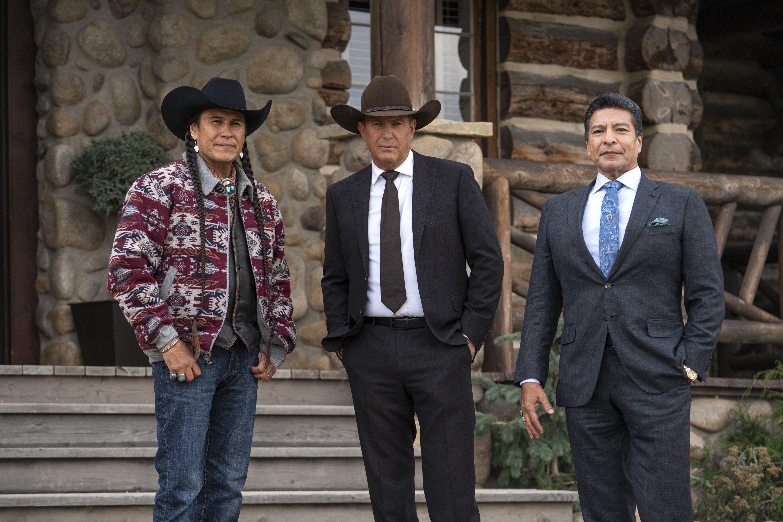 3x05 - Cowboys and Dreamers - Mo, John and Thomas