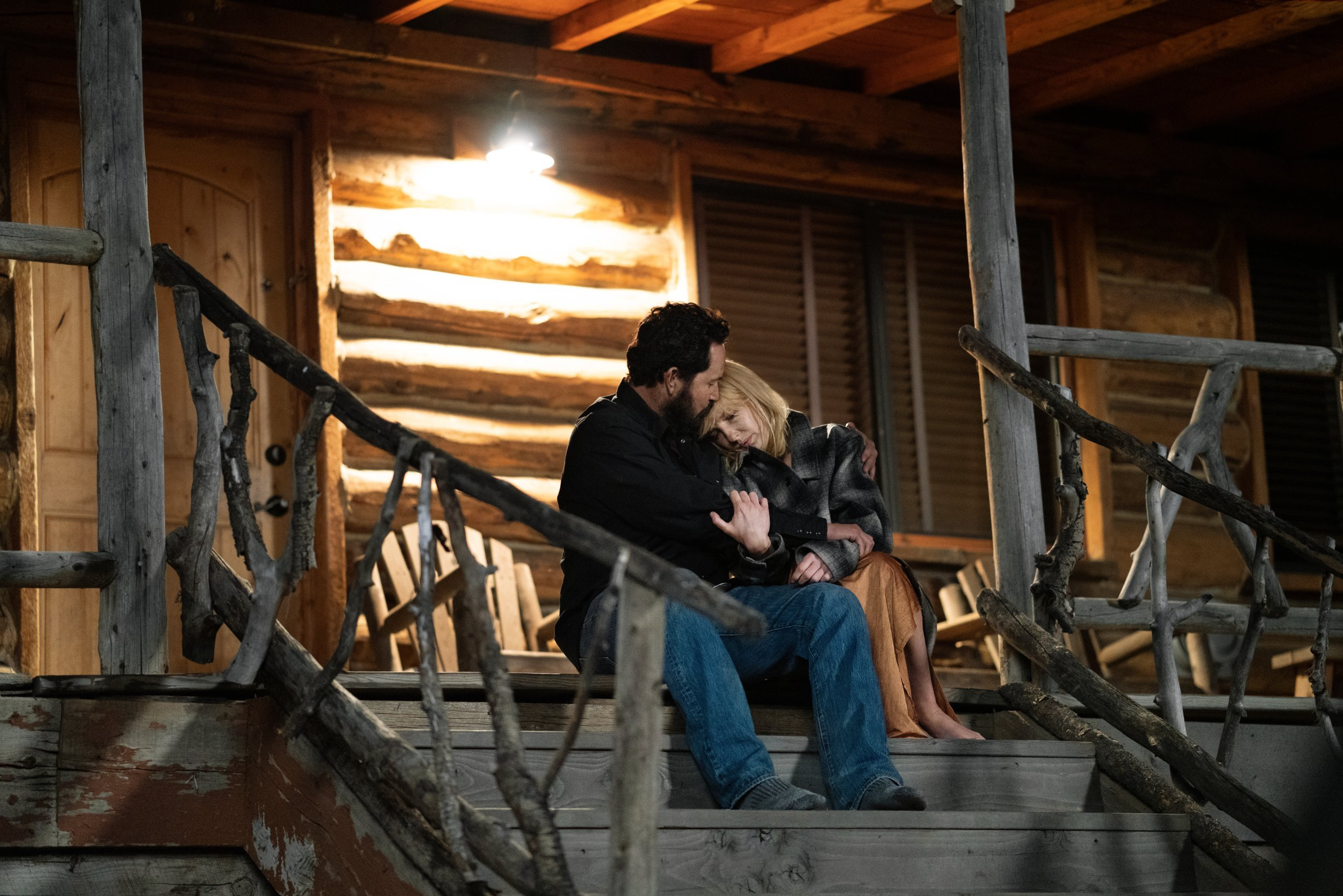 3x05 - Cowboys and Dreamers - Rip and Beth