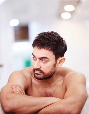 Aamir Khan Rugged' Look