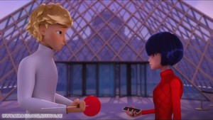 Adrien Agreste and Kagami Tsurugi screenshots