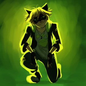 Adrien/Chat Noir
