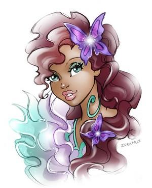 Aisha/Layla Butterflix