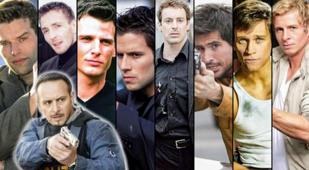Alarm für Cobra 11: Alle Hauptrollen, alle Semirs Partners