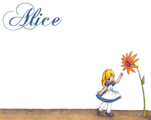 Alice In Wonderland For Berni