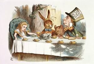 Alice In Wonderland For Berni