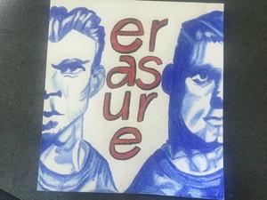 Alternative album artwork