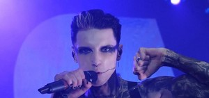 Andy ~Black Veil Brides - RSTW livestream 8-1-2020