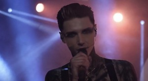 Andy ~ Black Veil Brides - RSTW livestream 8-1-2020
