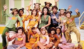 Annette Funnicello And The Mouseketeers