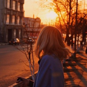 Autumn Sunset Aesthetic ❤︎